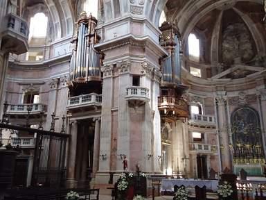 Церковь. Мафра