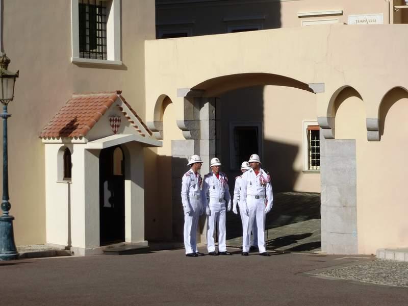 Королевский дворец в Монако