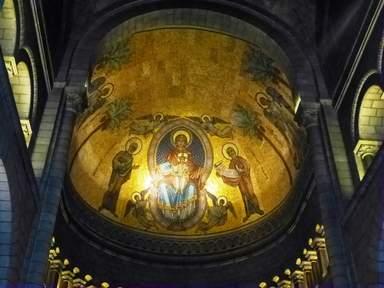 Мозаика Кафедрального собора