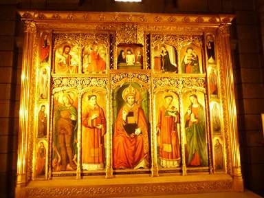Ретабло Кафедрального собора