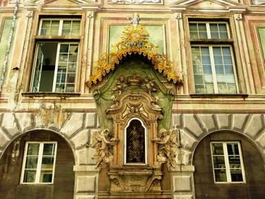 Здание в Генуе