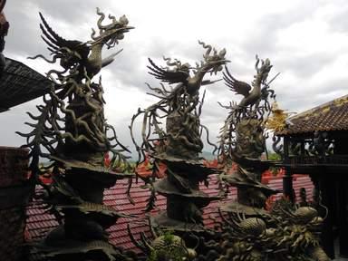 Храм Thanh Son