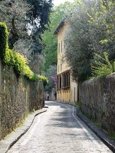 Флорентийские дороги