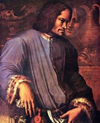 Лоренцо Медичи Великолепный
