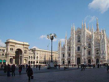 экскурсия  'Обзорная экскурсия по Милану'