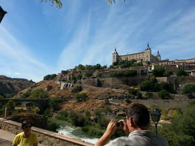 Средневековый замок-крепость Алькасар