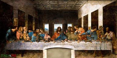 """Санта Мария делле Грацие  """"Тайная вечеря"""""""