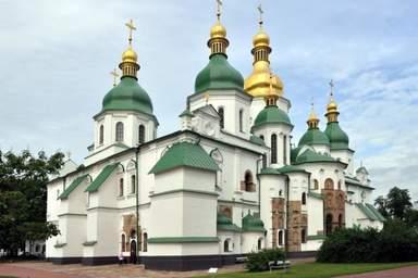 Собор Святой Софии в  Киеве. Обзорная экскурсия по Киеву