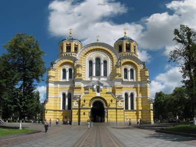 Владимирский собор в Киеве. Обзорная экскурсия по Киеву