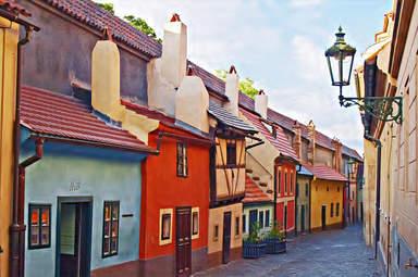 Улица Старого города Праги