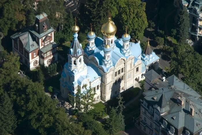 Православная церковь в Карловых Варах