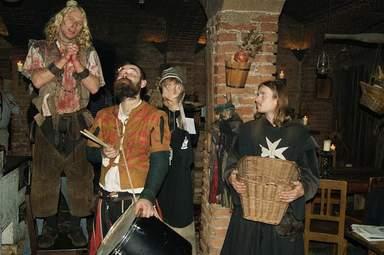 Средневековое шоу