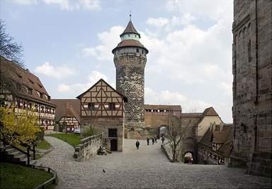 Замок Нюрнберга