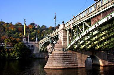 Проёмы моста