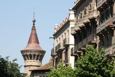 Купола дома Террадес