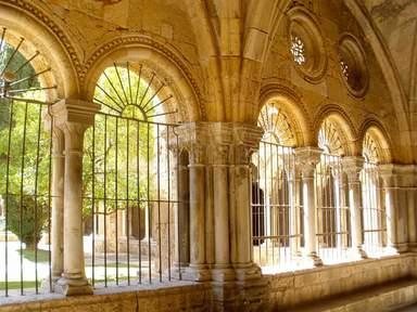Клуатр кафедрального собора