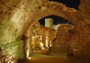 Развалины римского цирка