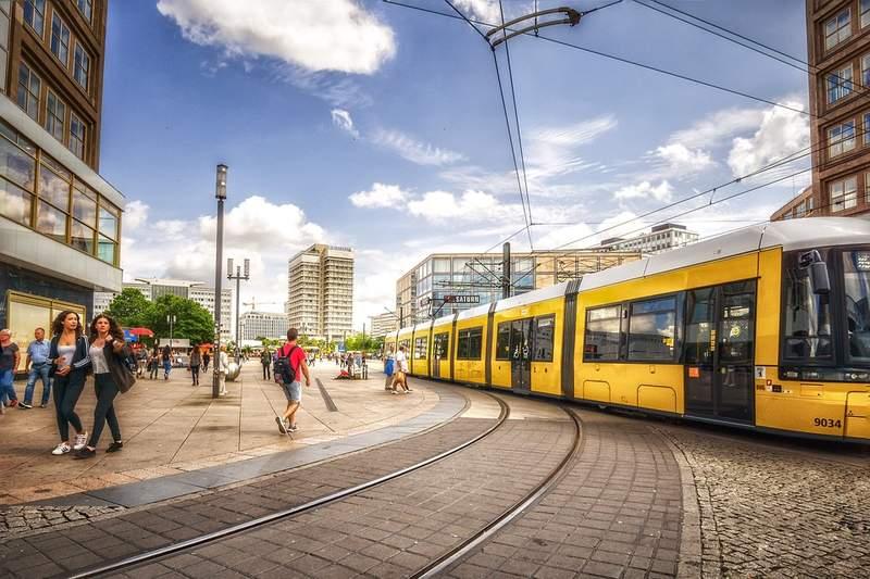 Современный Берлин