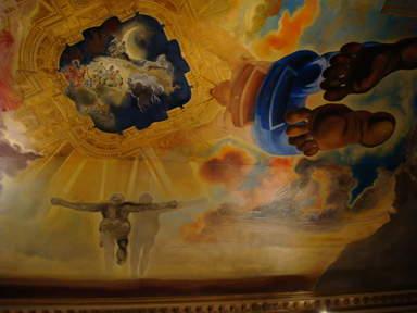 """Театр - музей Дали в Фигерасе - вершина """"треугольника Дали"""""""