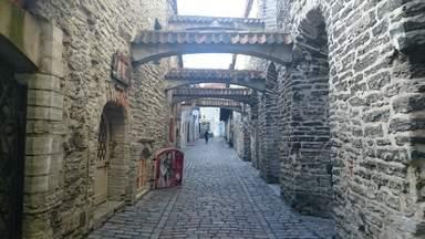 Улица Старого Таллина