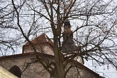 Часть здания церкви Нигулисте