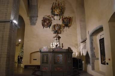 Мистическая церковь Нигулисте в Таллине