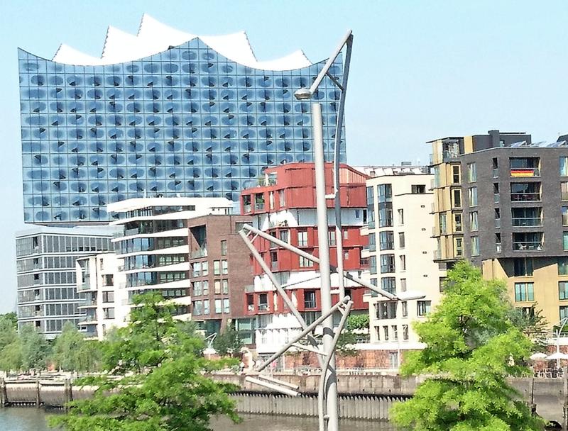 Гамбургская филармония
