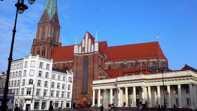 Шверинский собор