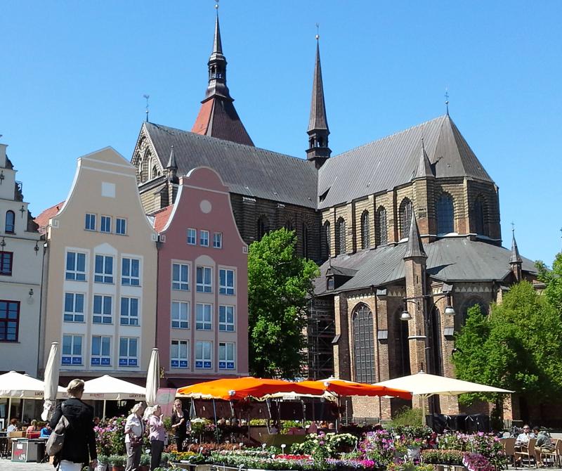 Церковь Святой Марии в Ростоке