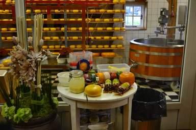Сыроварня в Заансе Сханс