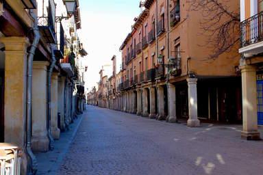 Улицы Алькала-де-Энареса