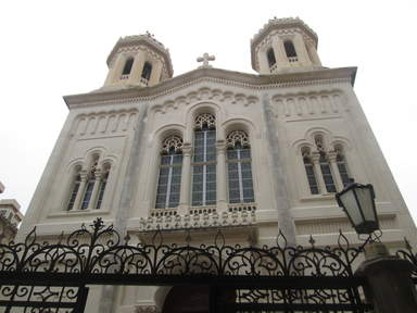 Церковь Благовещения Пресвятой Богородицы и музей икон