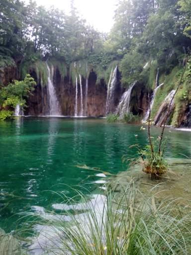 """Водопады и озёра национального парка """"Плитвицкие озёра"""""""