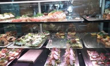 Знаментые датские бутерброды