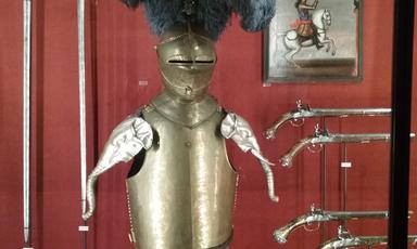 Розенборг. Коллекция оружия