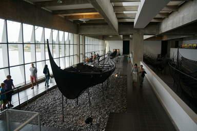 Роскиле. Музей кораблей викингов