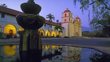 Королевская католическая Миссия в Санта-Барбаре