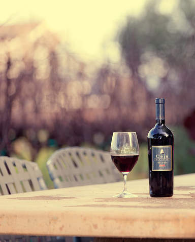 Попробуйте вино в Долине Напа