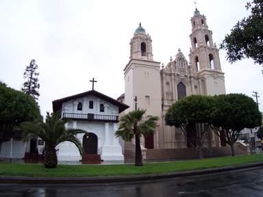 Католическая миссия Долорес в Сан-Франциско