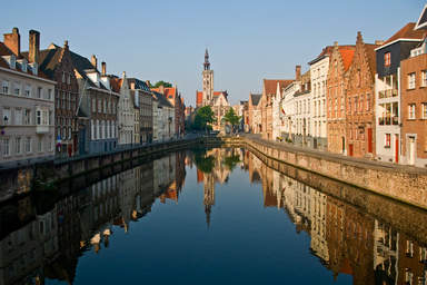 Канал Брюгге