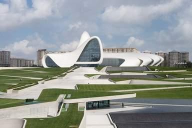 Центр имени Гейдара Алиева