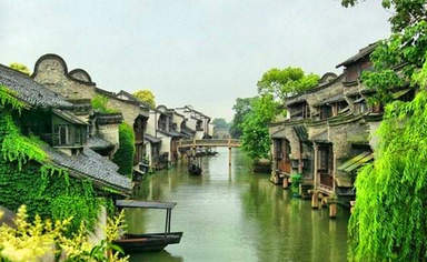 Уголок водного городка