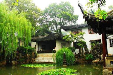 Достопримечательность Сучжоу