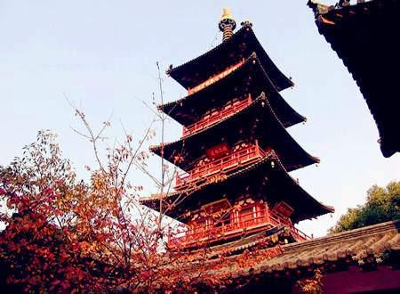 Пагода шести гармоний «Люхэта»