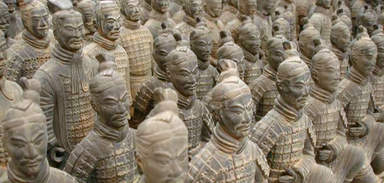 Бинмаюн -Терракотовые воины