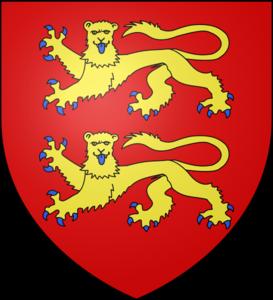 Герб Нормандии