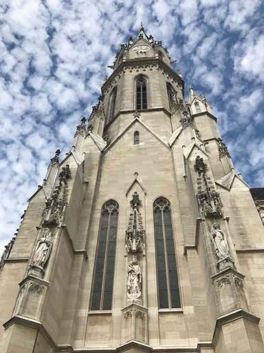 Церковь монастырская