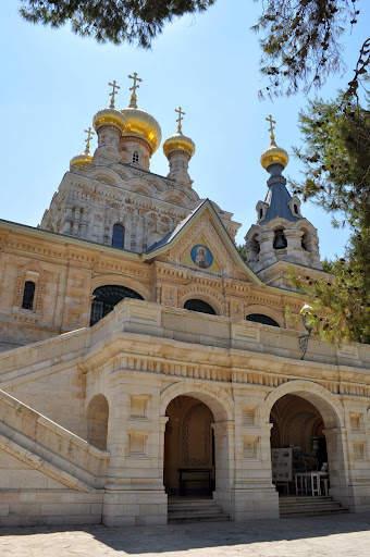 Монастырь Марии Магдалены
