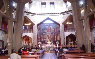 Назарет-Церковь Благовещения