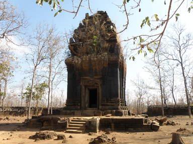 Черный храм (Ко Кер)